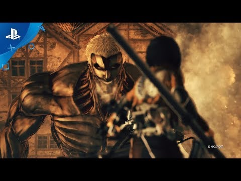 Attack on Titan 2 Final Battle - PS4