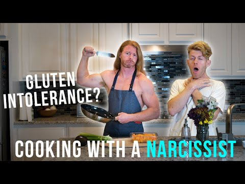 Cooking With a Narcissist: Gluten Intolerant Meal Prep - Ep. 1
