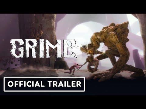 GRIME : FR Grime - Official Release Date Trailer