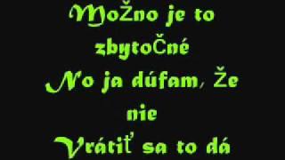 Desmod - Som na tebe závislý lyrics