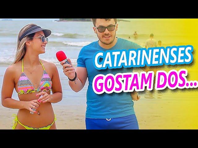 Wymowa wideo od catarinense na Portugalski