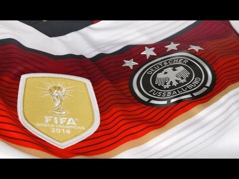 Adidas DFB Trikot 4-Sterne - Weltmeister