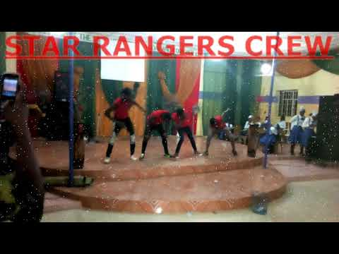 STAR RANGERS CREW DANCES FLOW 3 ON STAGE PRAY FOR ME