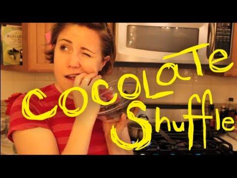 My Drunk Kitchen Holiday: Chocolate Shuffle