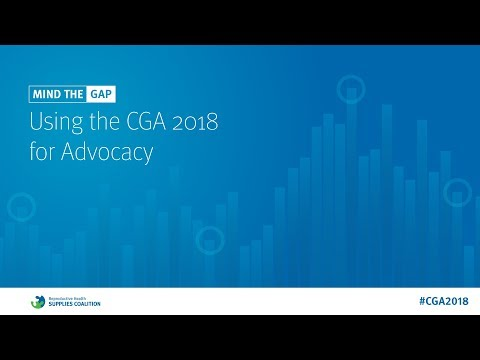 Mind the Gap: Using the CGA 2018 for Advocacy