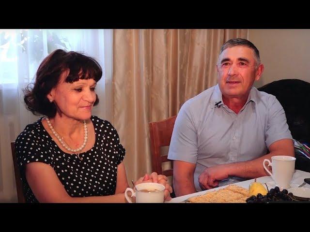 Золотая пара. Семья Барановых