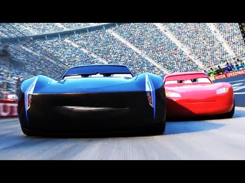 Cars 3 Trailer 2 2017 Movie - Official