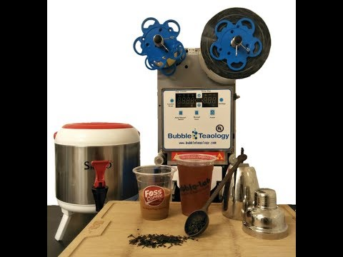 , title : 'Bubble Tea Training Video - How to Make Boba Tea, Tapioca Pearls, Taro Milk Tea