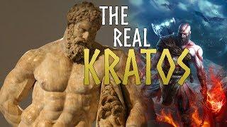 Kratos Greek Mythology