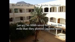 Amazing Quran rectitation