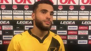 INTERVIEW | Mounir El Allouchi na NAC - Helmond Sport (5-1)
