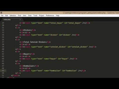 mp4 Coding Php Index, download Coding Php Index video klip Coding Php Index