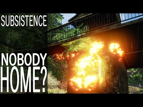 Nobody Home? | Subsistence Single Player Gameplay | EP 145 | Season 5