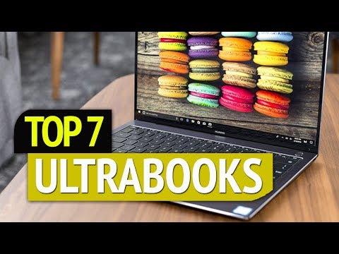 Top 7: Best Ultrabooks 2019