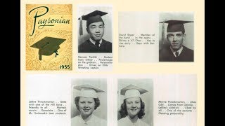 Discover Your Family in School Yearbooks