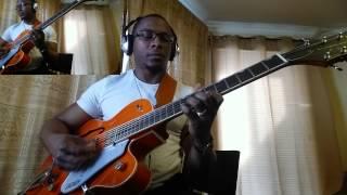"John Legend ft. Estelle | ""No Other Love"" | Gideon St.Helen Guitar Cover"