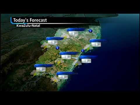 #SABC Weather report: 24 February 2018
