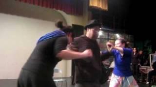 Easy Street Reprise-Annie Rehearsal
