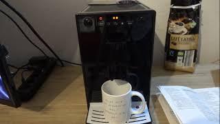 Melitta Caffeo Solo E 950-222 Kaffeevollautomat rezensionen