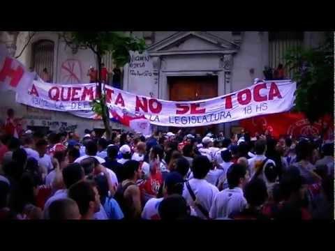 """""""La Quemita NO SE TOCA"""" II"""