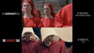 The Handmaid's Tale: Film & TV Series Side-by-Side