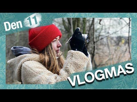 VLOGMAS Den 11. | Druhá adventní neděle!
