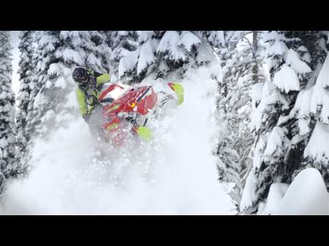 2016 Ski-Doo Summit and Freeride