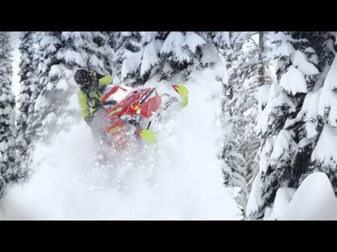 2016 Ski-Doo Summit and Freeride