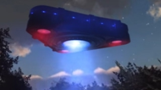 TODAY! UFO 2017 CAUGHT ON TAPE