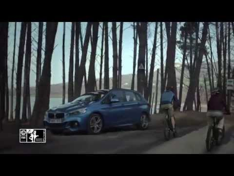 Bmw 2 Series F45 Минивен класса M - рекламное видео 4