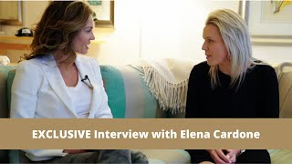 EXCLUSIVE Interview with Elena Cardone | Sally A Illingworth