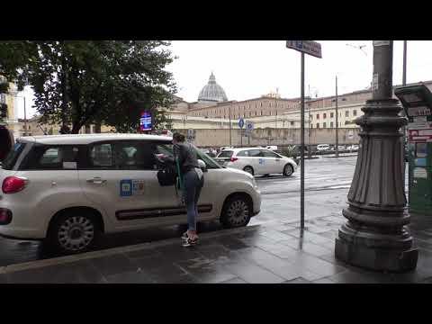 Roma, al via buoni viaggio su Taxi e Ncc