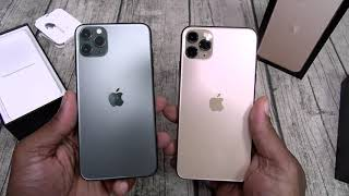 Apple iPhone 11 Pro Max - Unboxing and First Impressions