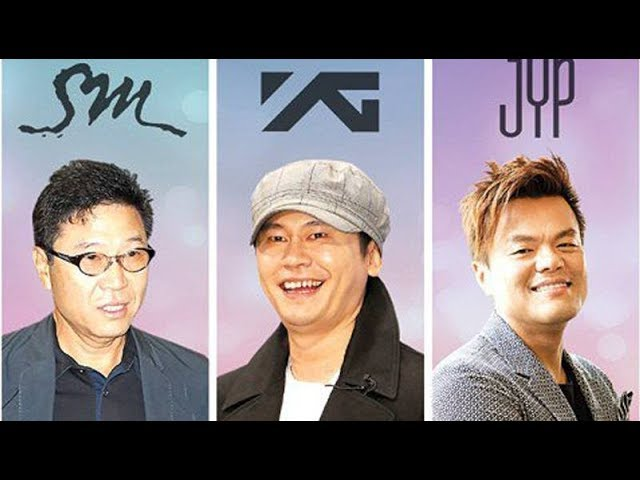 Sm Entertainment Vs Yg Jyp