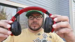 iWave Bluetooth Wireless Headphones - Español