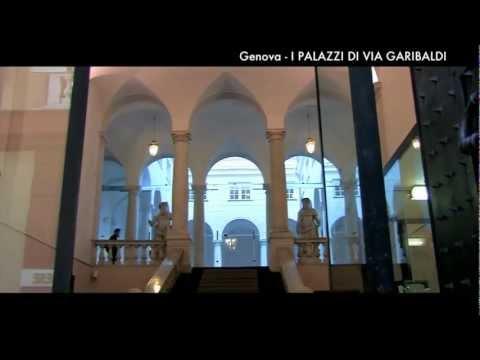 Palazzi of the Via Garibaldi
