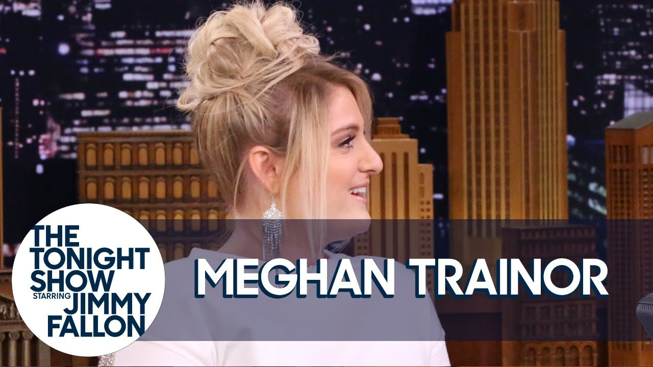 Meghan Trainor Hints at Wedding Details and Guest List thumbnail