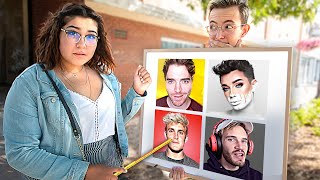 I Gave New iPhones to Anyone Who Knew These YouTubers...