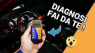 DIAGNOSI AUTO FAI DA TE - Con lo smartphone!! [Guida ODB2]