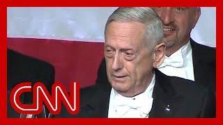 Mattis mocks Trump's bone spurs during Al Smith dinner speech