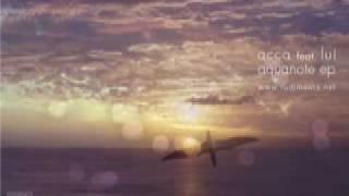 acca (KINKA+NORI) feat lui - aquanote