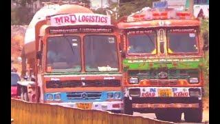 Ashok leyland 14 wheeler - Kênh video giải trí dành cho