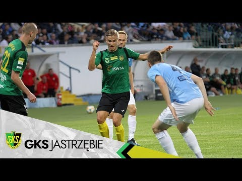 Skrót meczu Stomil Olsztyn - GKS 1962 Jastrzębie 2:1