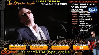 Joe Bonamassa KTBA Livestream - Tuesday 2/11/2020