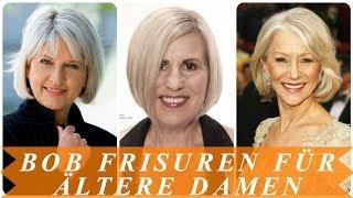 Frisuren Frauen Ab 60 Mittellang Haarschnitte Beliebt In Europa
