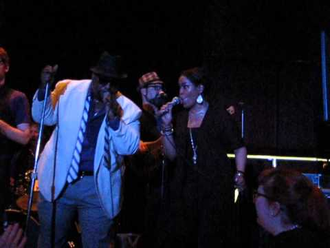Let's Stay Together - Groove Buffet live @B.B. King Blues Club NYC