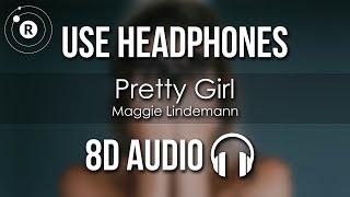 Maggie Lindemann - Pretty Girl (8D AUDIO)