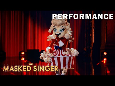 """Popcorn sings """"What About Us"""" by P!nk 