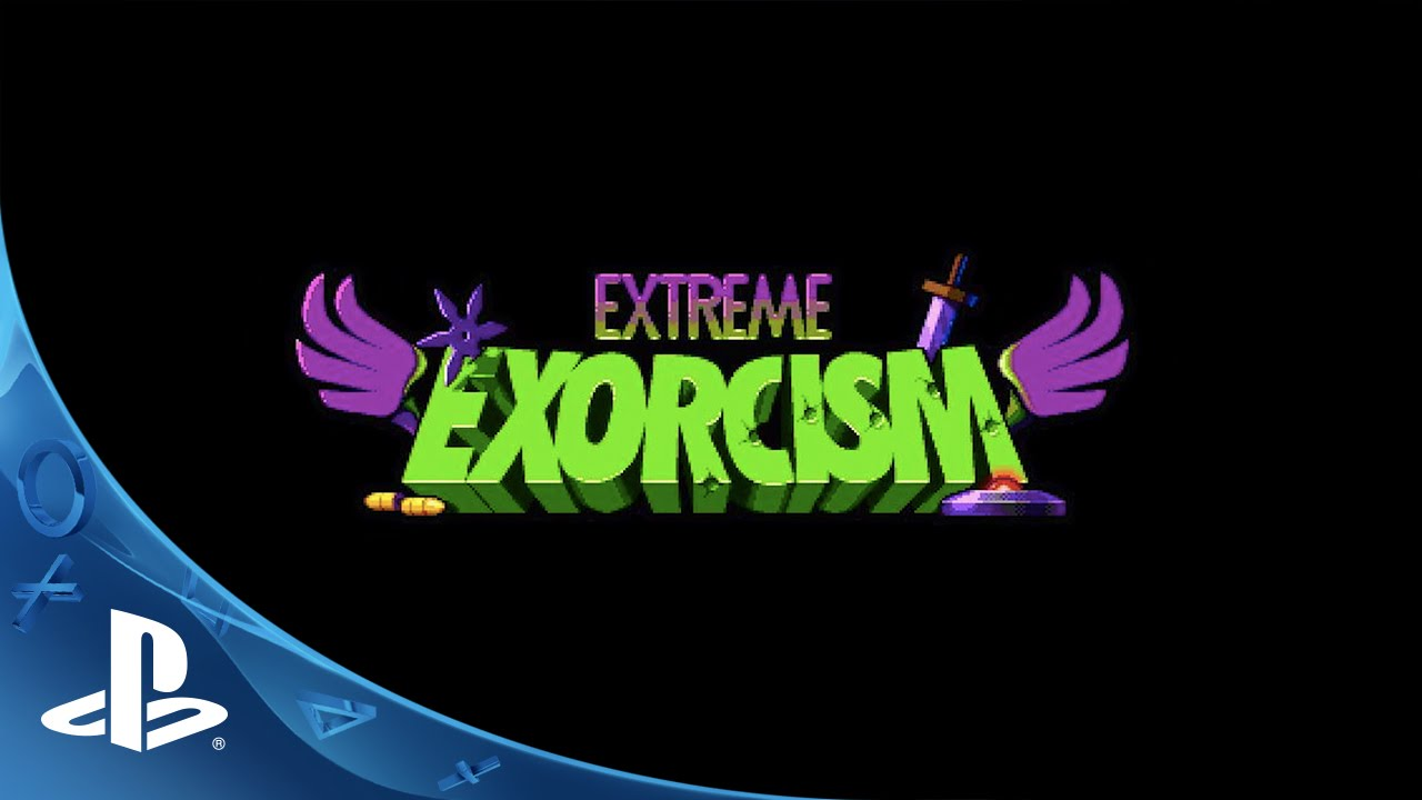 Introducing Extreme Exorcism on PS4, PS3