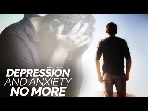 Overcome Depression & Anxiety - Motivational Video